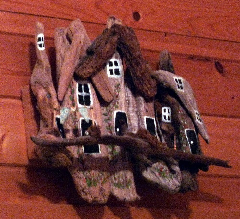 Beyond The Fringe Fishing Trip And Driftwood Crafts