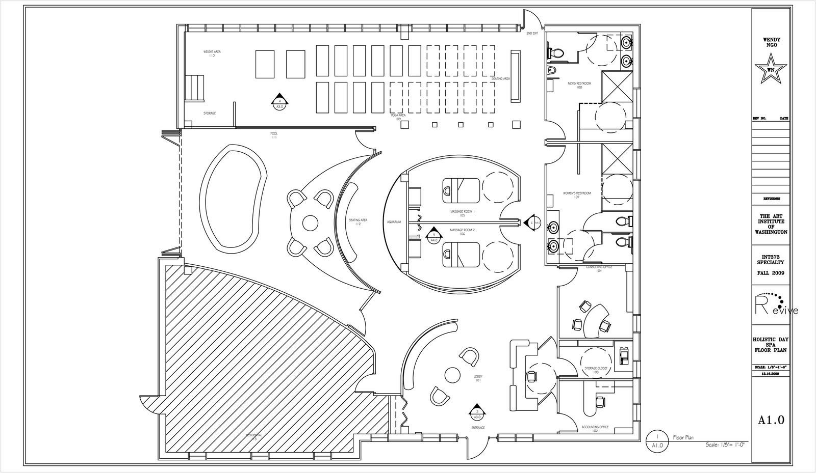 Day Spa Designs And Layouts