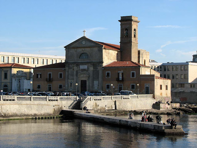 San Jacopo in Acquaviva, church, Livorno