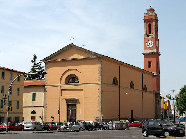 Church of Sant'Andrea, Saint Andrew, Livorno