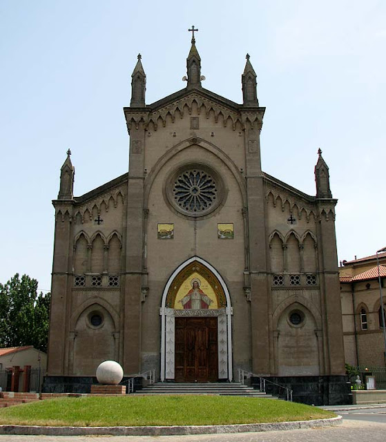 Sacro Cuore, Sacred Heart church, Salesians, Livorno