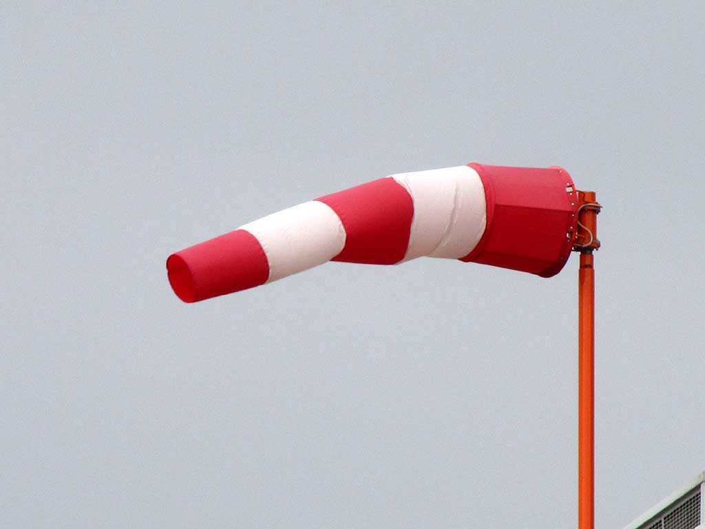 Windsock, City Hospital, Livorno