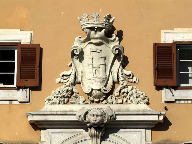 City of Livorno, Coat of Arms