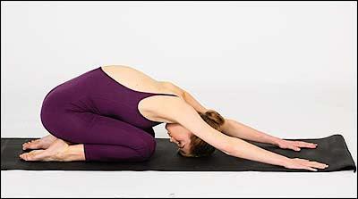 10 useful yoga poses for women's health
