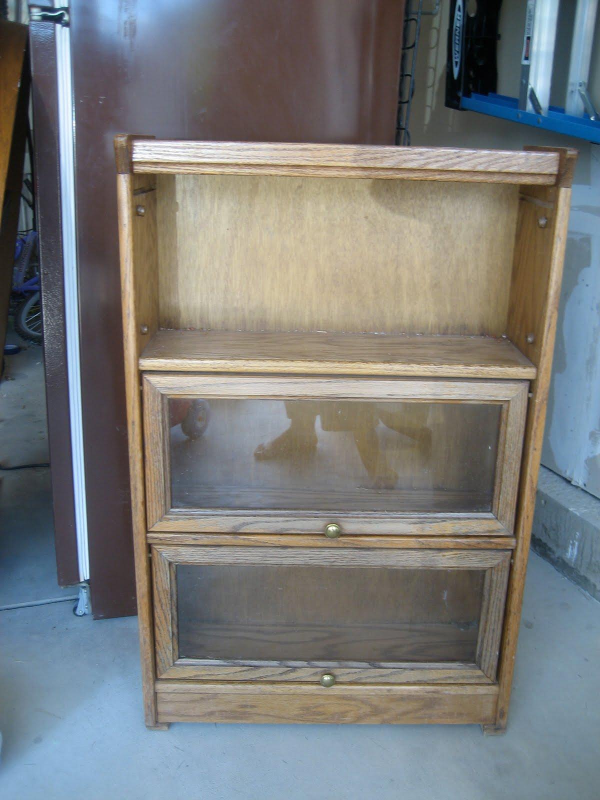 Little Cabinet Remodel