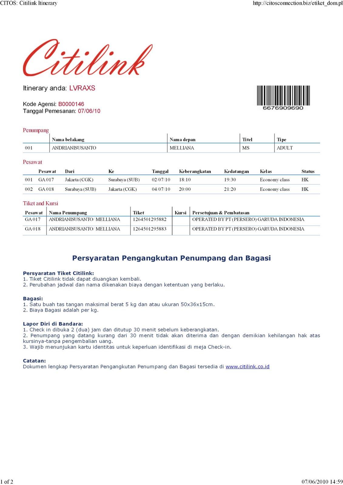Tiket Express: Tiket Pesawat Citilink