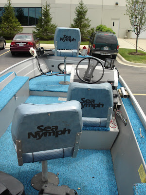 Trolling Motor Minn Kota >> 1986 Sea Nymph FM161 Fishing Machine