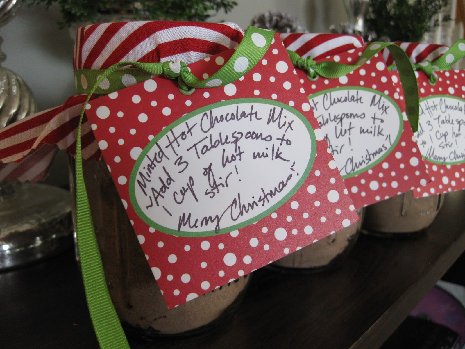 That Mommy Blog: Easy Homemade Christmas Gifts