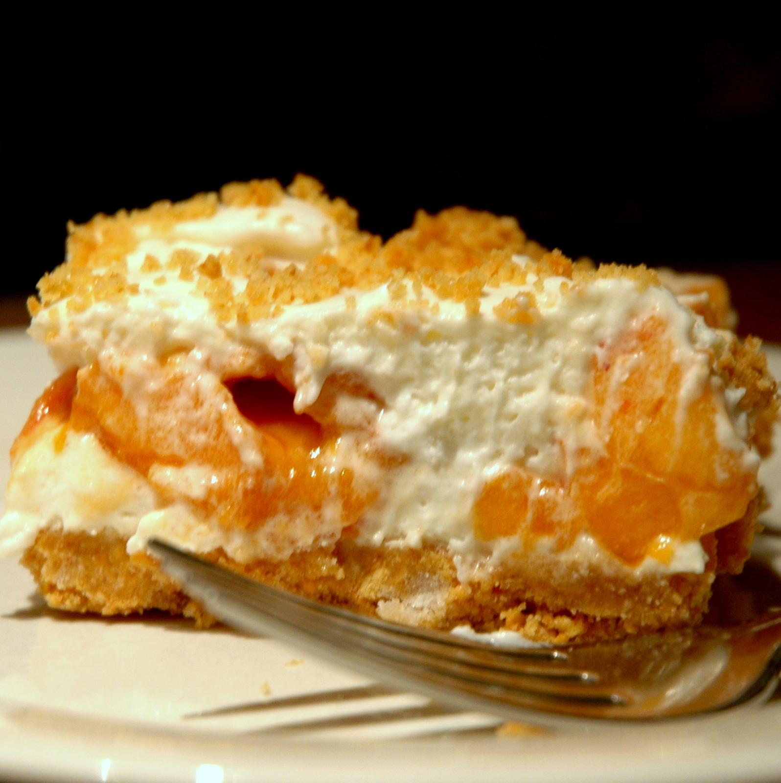 Cindy's Recipe Box: Fresh Peach Dessert