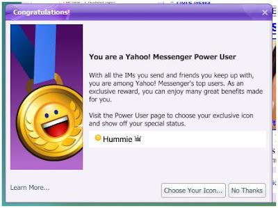 Rencontre yahoo messenger