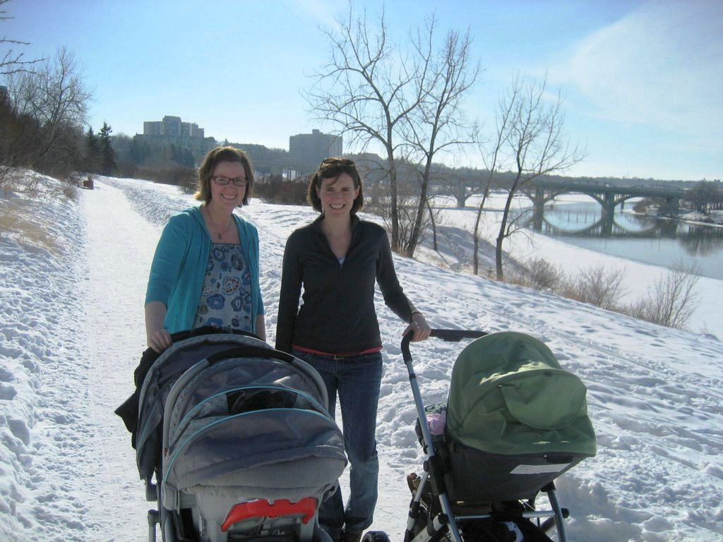 Fun Stroller Outings in Saskatoon
