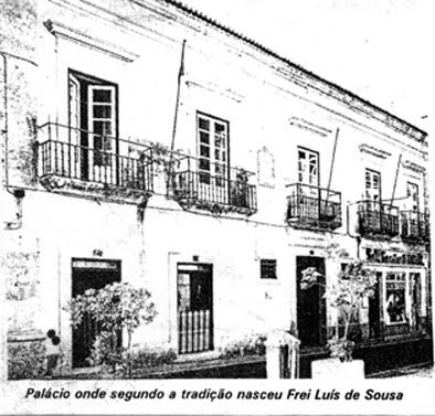 Correio das Lembranças: Frei Luís de Sousa