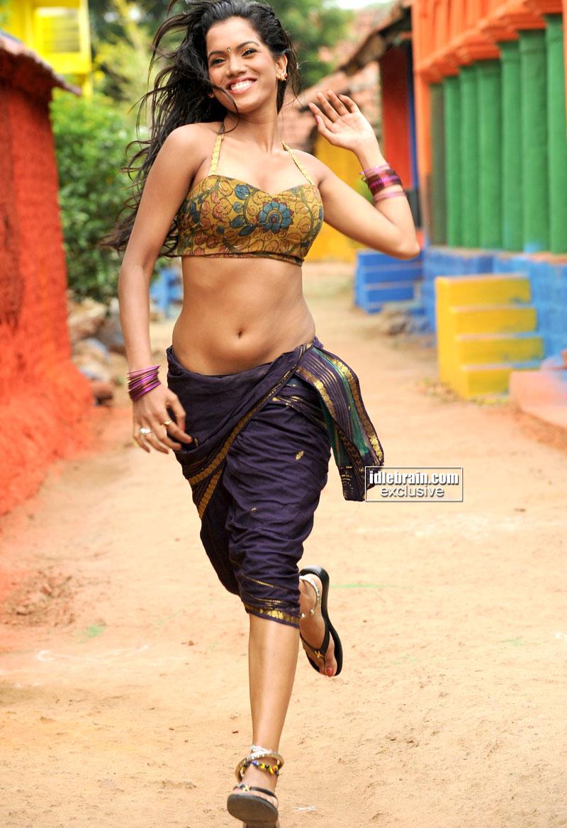 Sexy Indian Masala Babe Puja