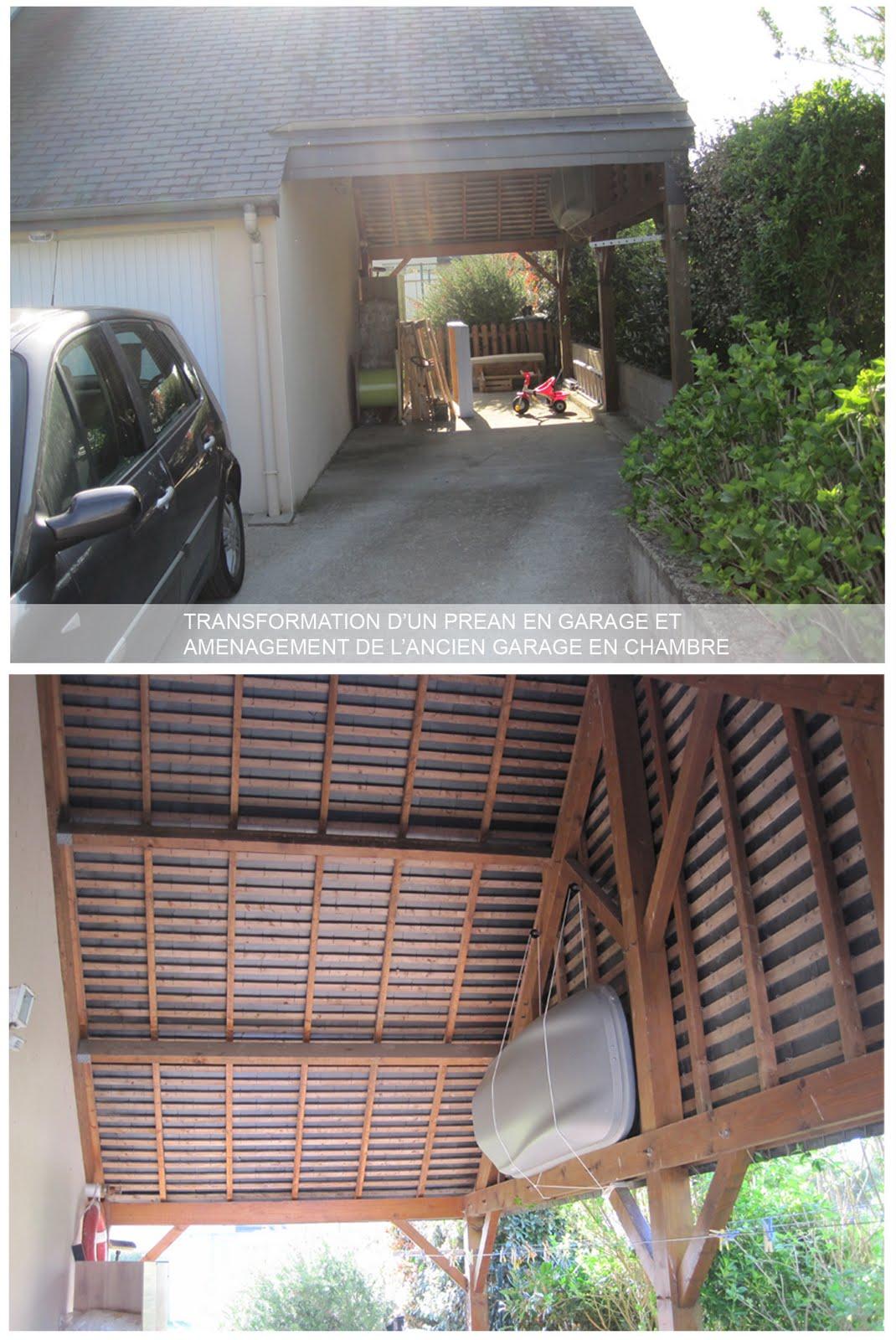 transformer garage en chambre beautiful transformer son garage en pice vivre quelles fautil. Black Bedroom Furniture Sets. Home Design Ideas