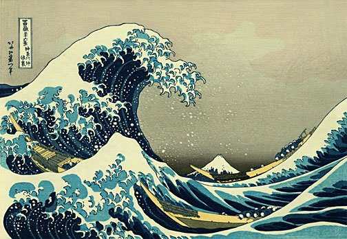Cute Image Of Coincidence Wallpaper Asian Art The Great Wave