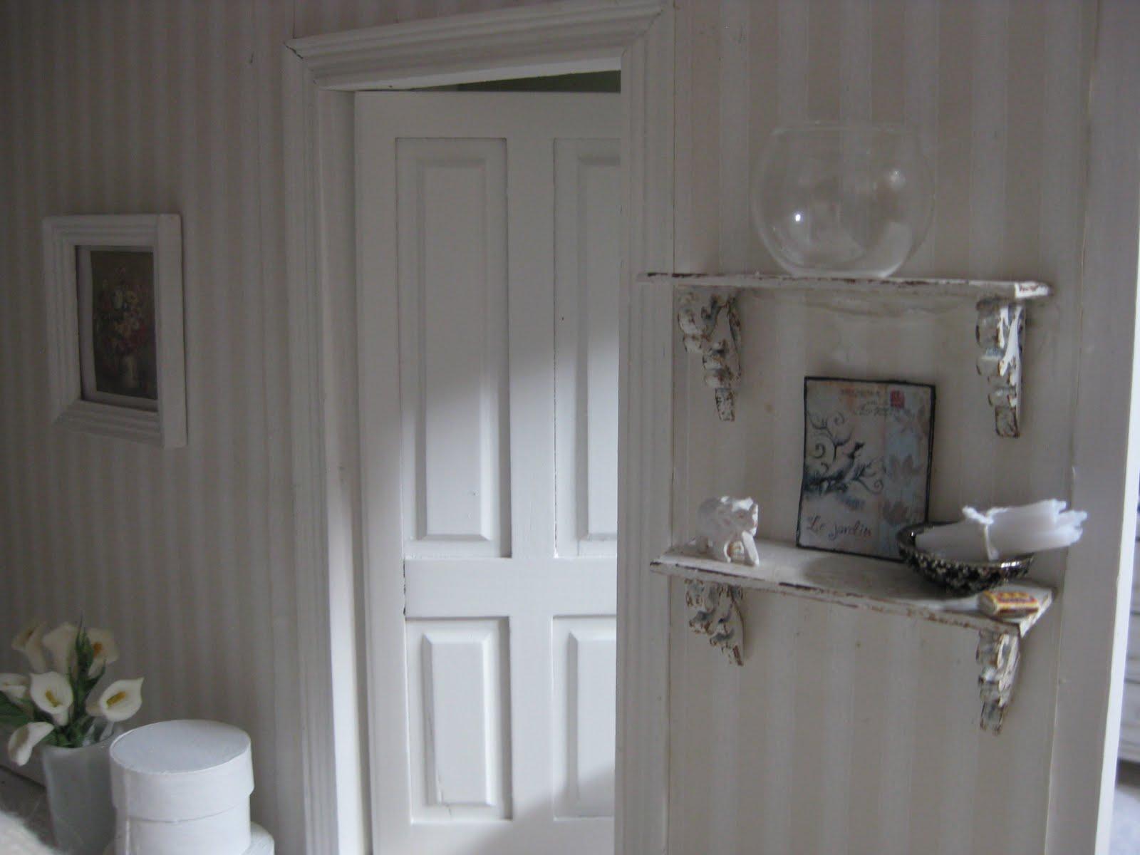 Living Room Av Shelfs