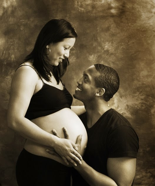 New Jersey NJ Baby Photographer: A Maternity Portrait