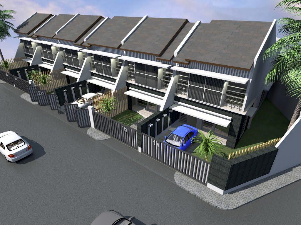arterior: Residences, Tangerang (design - 2009)