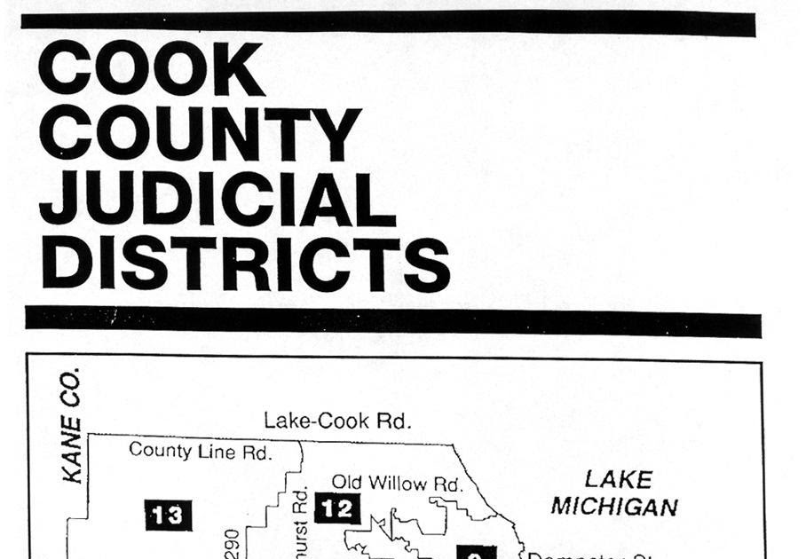 For What It's Worth: Map showing Cook County subcircuit