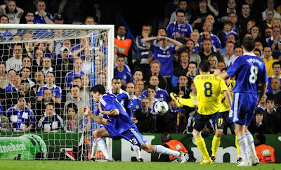 The most important goal of his Barca career and one of his best
