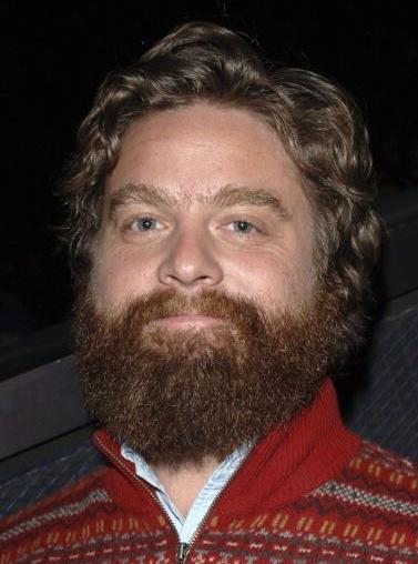 Scapuh Zach Galifianakis Young