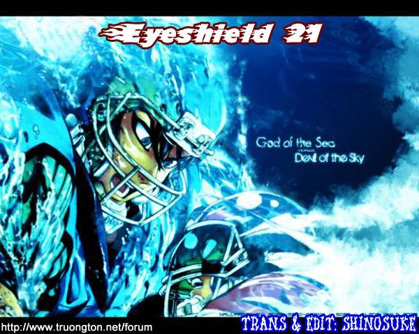 Eyeshield 21 chapter 317 trang 20