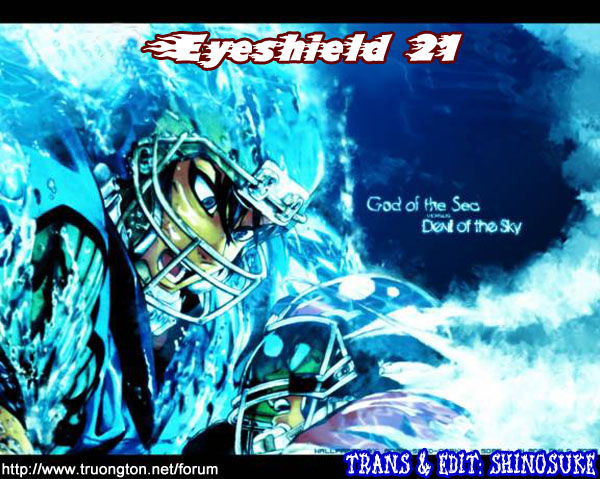 Eyeshield 21 chapter 301 trang 19
