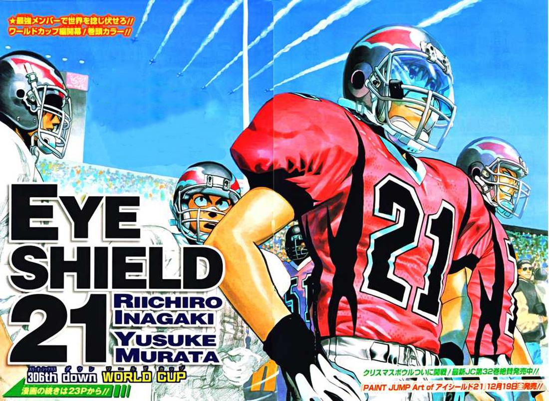 Eyeshield 21 chapter 306 trang 2