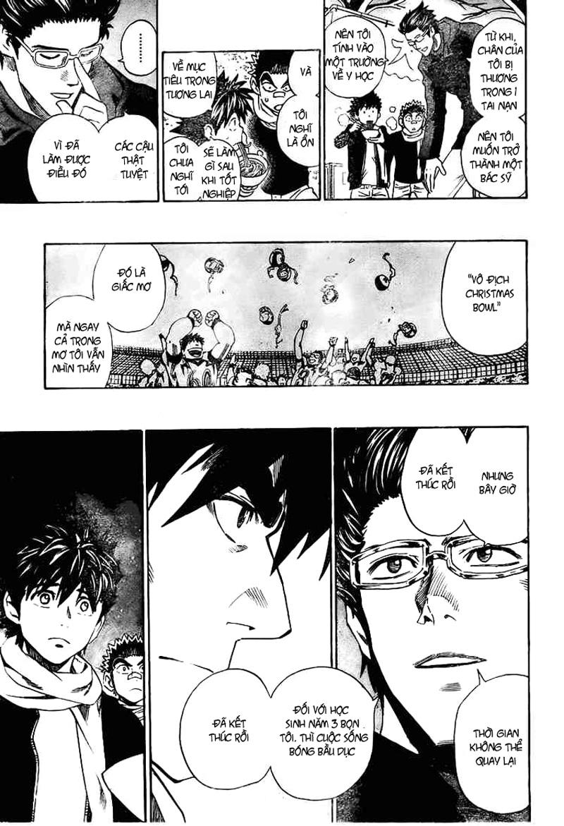 Eyeshield 21 chapter 305 trang 9