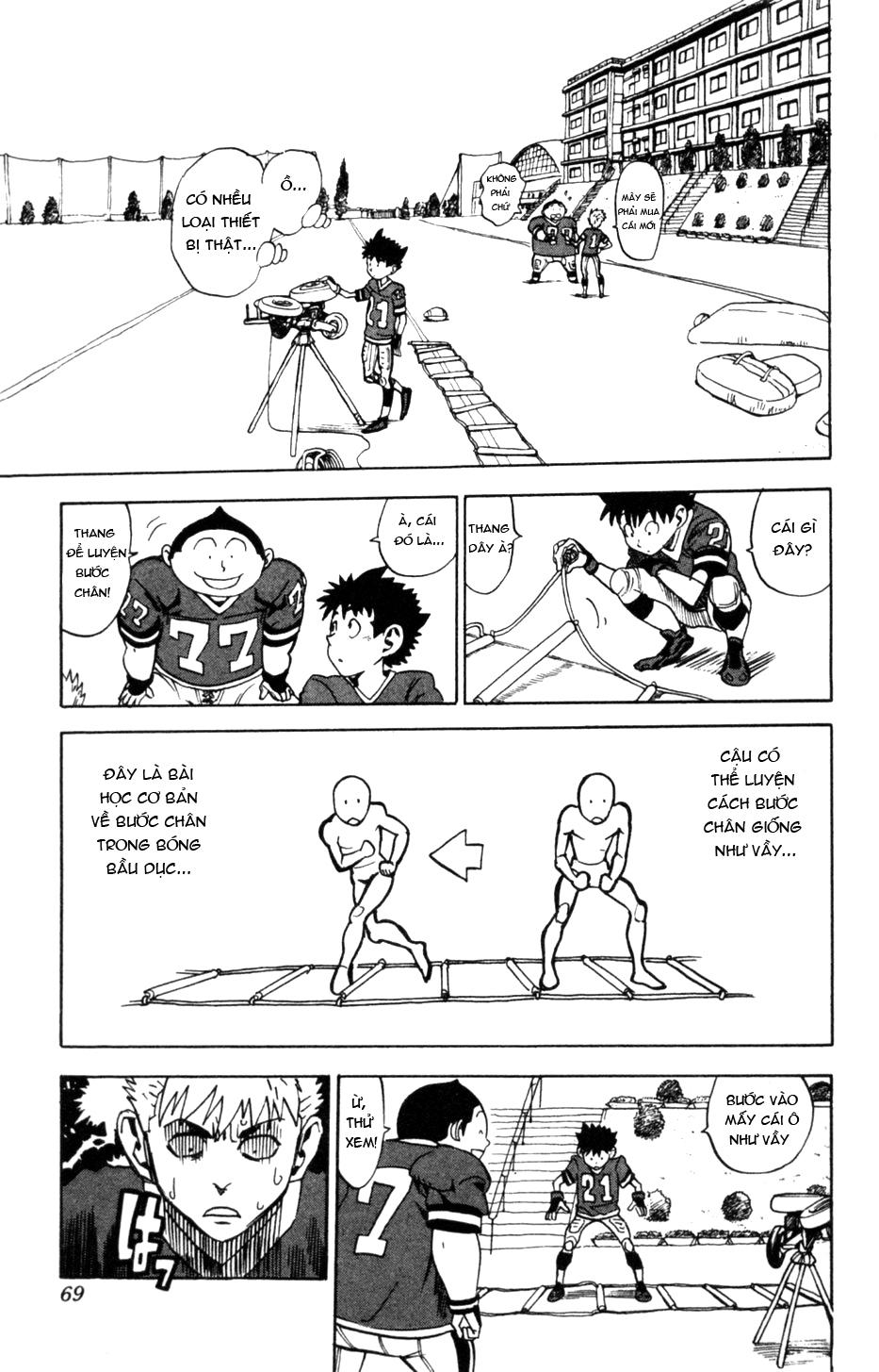 Eyeshield 21 chapter 2 trang 8