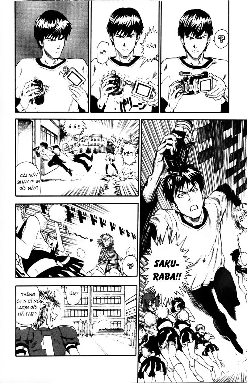 Eyeshield 21 chapter 6 trang 7