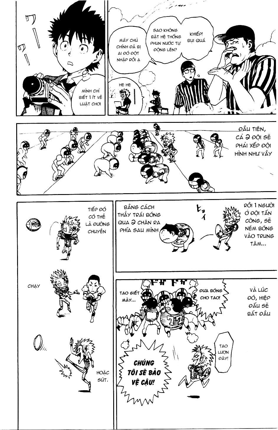 Eyeshield 21 chapter 5 trang 4