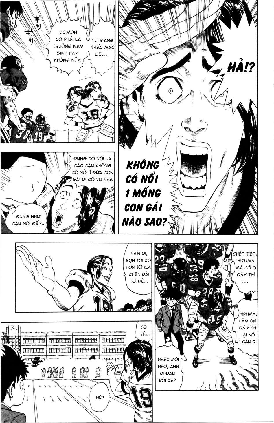 Eyeshield 21 chapter 4 trang 9