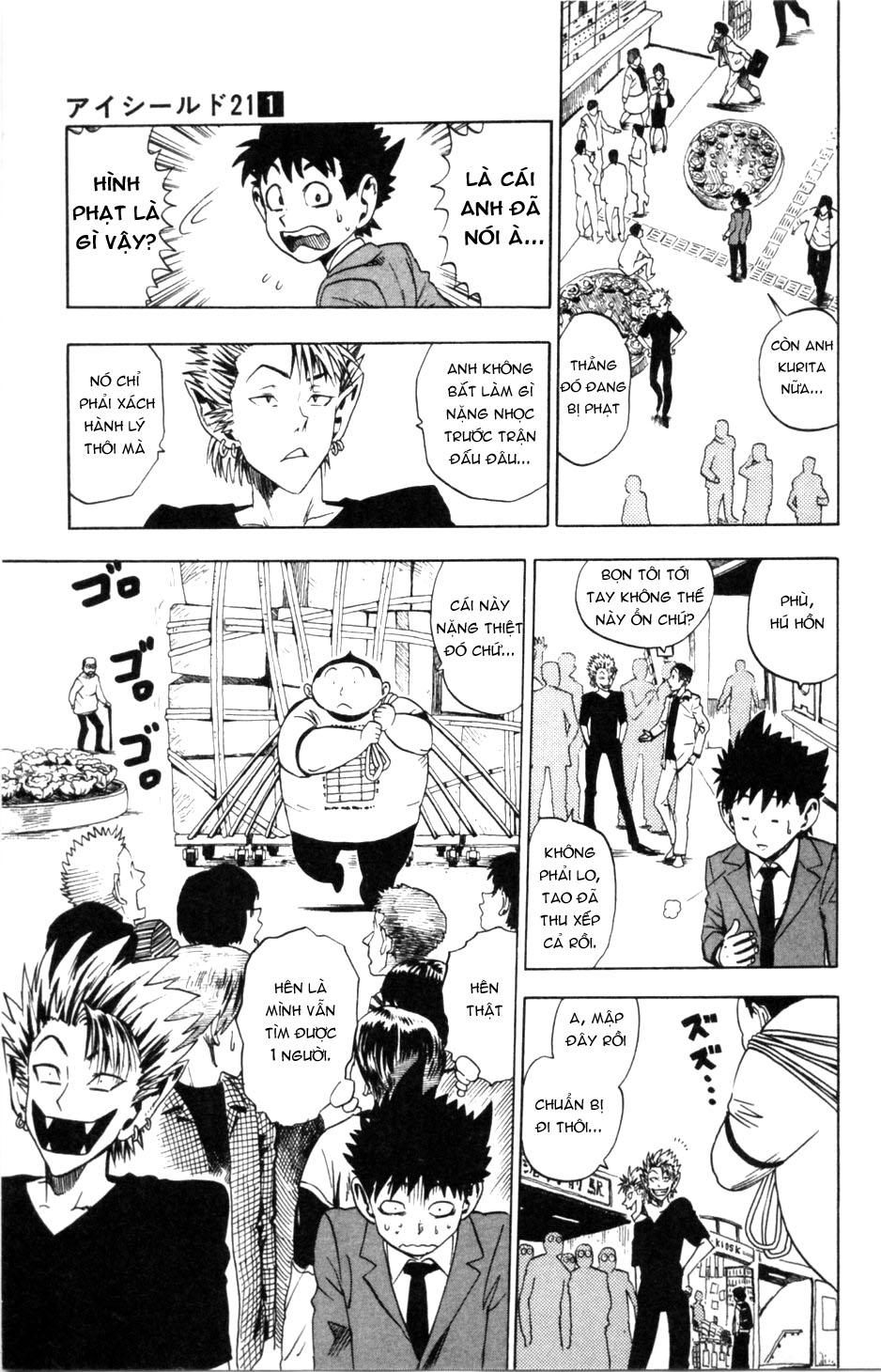 Eyeshield 21 chapter 3 trang 25