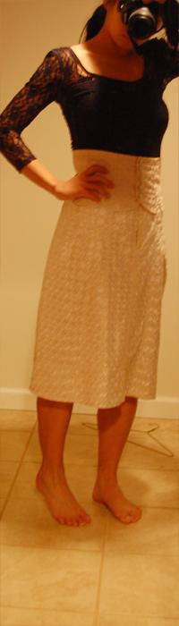 The Unfortunate Case of a Nanette Lepore Skirt