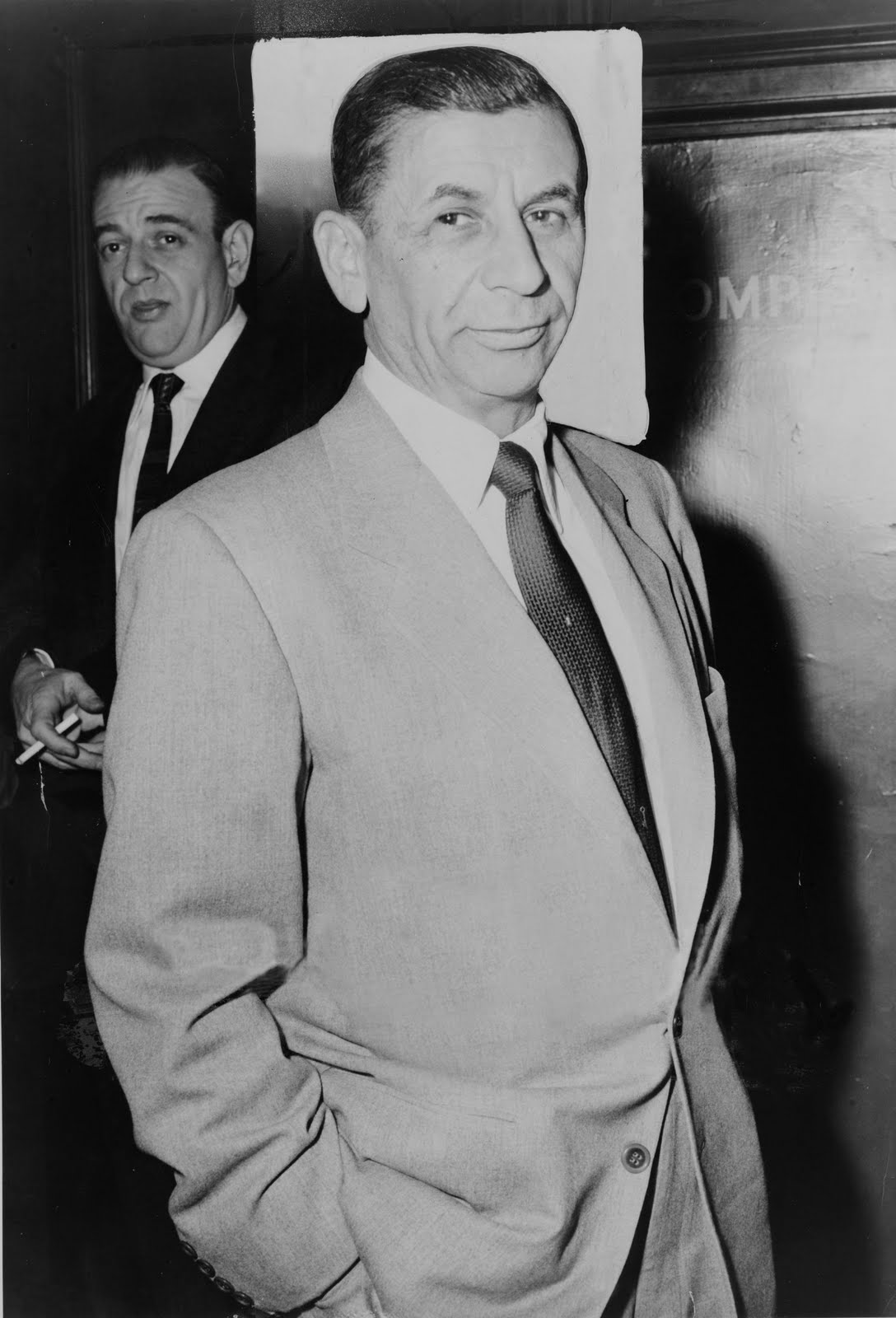 Prohibition Profits Transformed the Mob - Prohibition: An ...  Meyer Lansky Lucky Luciano