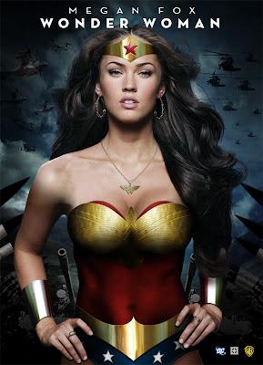 Megan Fox La Mujer Maravilla