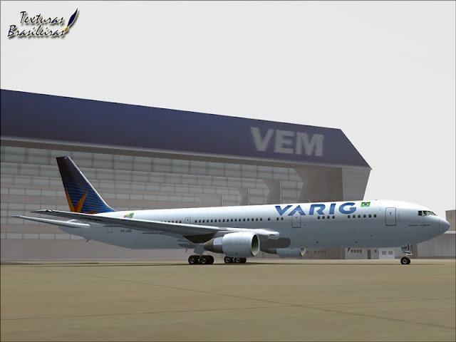 767-300ER SMS FSX - Ariel Creation - Flight Simulator Addons