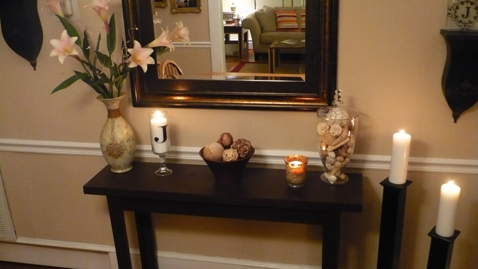 Remodelaholic Very Consoling Console Table Project Guest