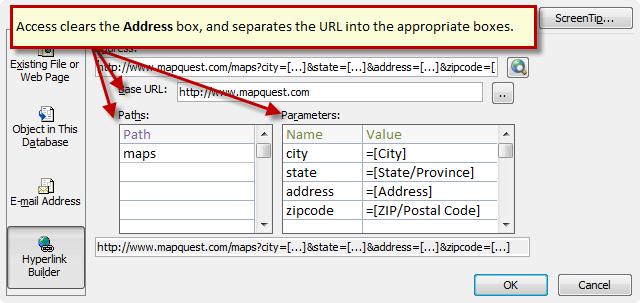 Ctrl+Alt+Geek: Microsoft Access: Web Browser Control