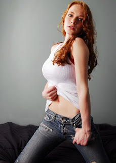 Sexy redhead blogs are