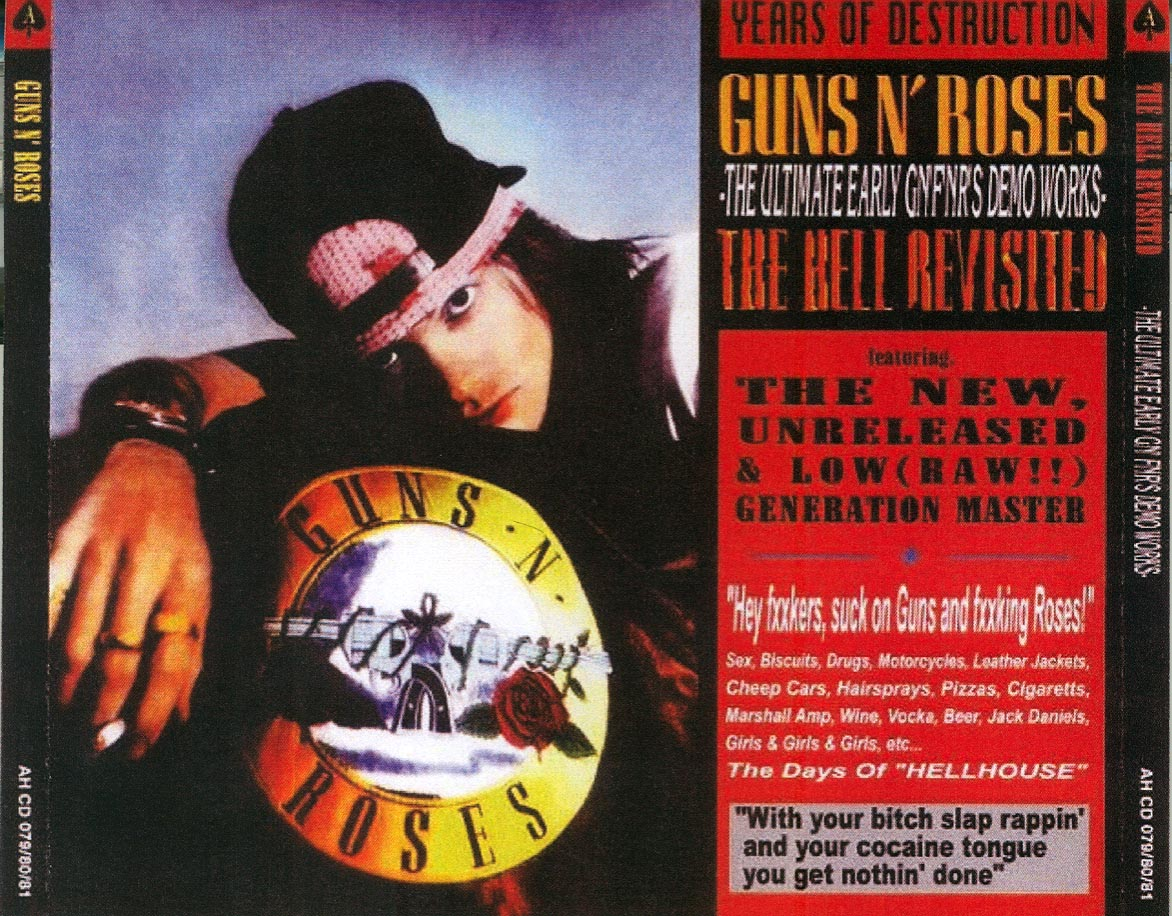Guns N Roses Full Album Download