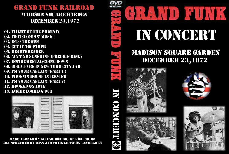 blackentity grand funk railroad 1972 12 23 new york city ny dvdfull pro shot. Black Bedroom Furniture Sets. Home Design Ideas
