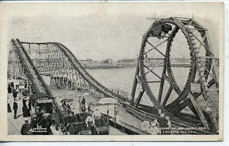 Coney Island What Year Was It Built