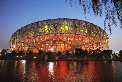 Beijing National Stadium - 'Bird's Nest'