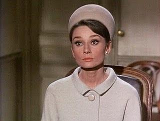 Ms Hepburns Closet Audrey Hepburn In Charade
