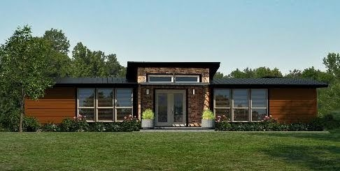 Greenotters Manufactured Home Reviews Extreme Makeover modular McMansion spawns 782 sq ft