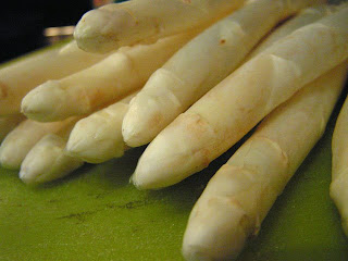 Simple White Asparagus Room Temp For Appetizer
