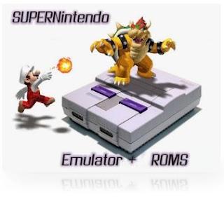 Download 10785 Roms SuperNitendo + Emulador!