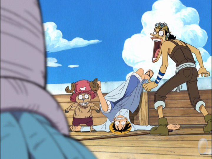 Sci-Fi From the Nerdy Guy: DVD Review: One Piece season 2, seventh